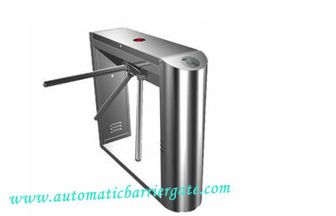 চীন Automatic Access Control Tripod Turnstile Gate 0.2S Time Attendance কারখানা