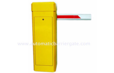 চীন 3S/6S Customizable Powder Coating Automatic Barrier Gate for School, Hospital, Living Area, Government কারখানা