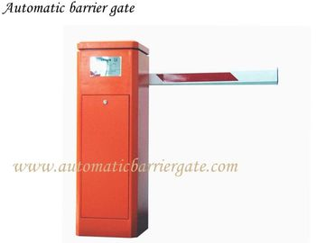 চীন 3S/6S Customizable Powder Coating Economic Automatic Barrier Gate for School, Hospital, Living Area, Government কারখানা