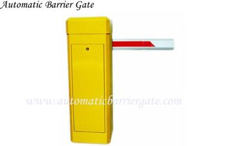 চীন 3S/6S Customizable Reliable Powder Coating Automatic Barrier Gate for School, Hospital, Living Area, Government কারখানা