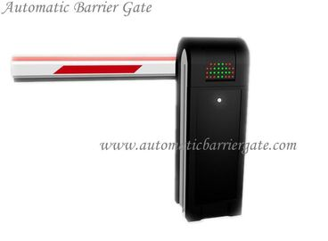 চীন 3S/6S Customizable Reliable Car Painting Luxury Automatic Barrier Gate for School, Hospital, Living Area, Government কারখানা