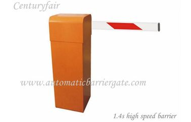 চীন 1.4s Heavy Duty High Integration Customizable Reliable Powder Coating Automatic Traffic Barrier Gate কারখানা