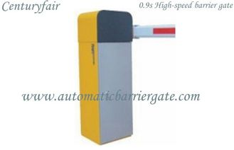 চীন 3.2s Heavy Duty High Integration Customizable Reliable Powder Coating  Automatic Traffic Barrier Gate কারখানা