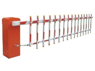 চীন 6s Customizable Reliable Powder Coating Barrier Gate System for Living zone, School, Hospital, Government কারখানা