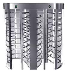 চীন Indoor One-way Direction Full Height Turnstile with Stainless Steel Tube for Bus Station কারখানা
