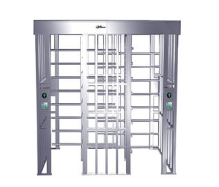 RS485 One-way Direction Full Height Turnstile Entrance Gate, Security Turnstiles (0.2s)