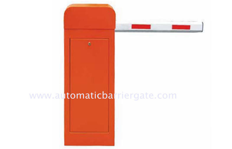 AC110V 50Hz 60W Automatic Barrier Gate with Remote Control সরবরাহকারী