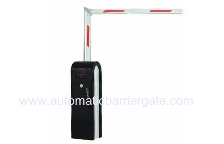 3s/6s Car painting customizable Reliable Luxury Boom Barrier Gate for School, Hospital, Government সরবরাহকারী