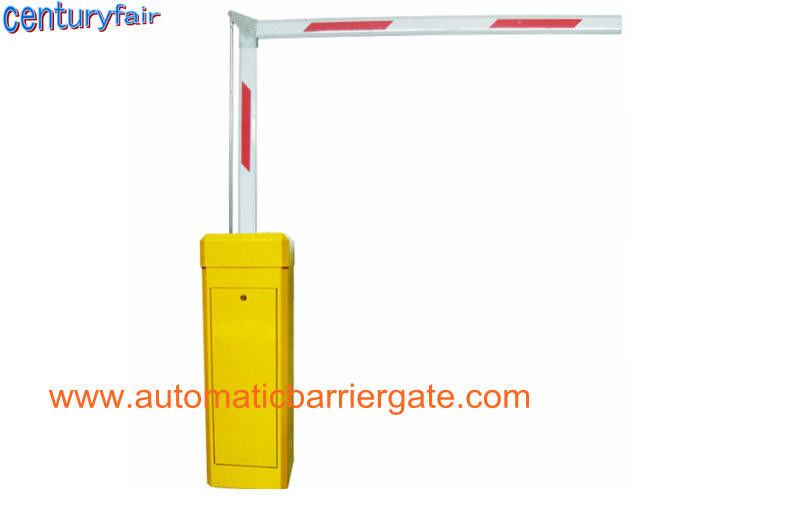 3S/6S Customizable Reliable Powder Coating Automatic Barrier Gate for School, Hospital, Living Area, Government সরবরাহকারী
