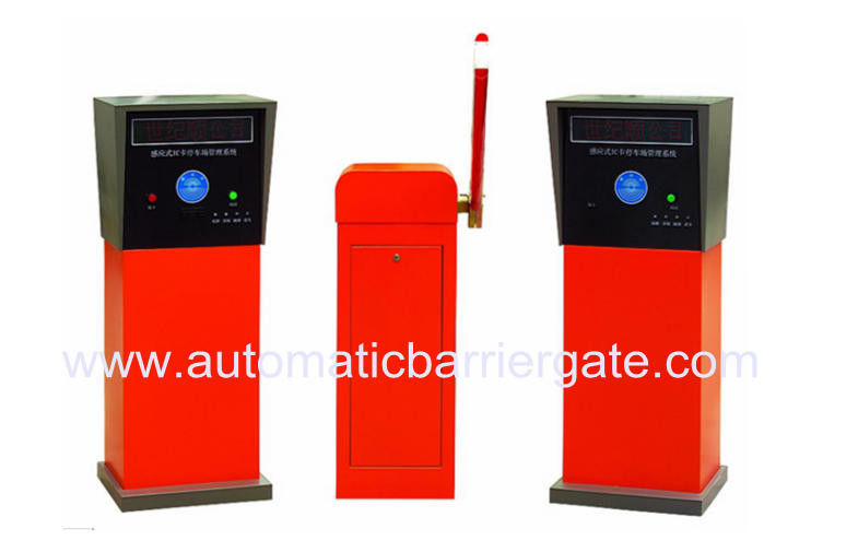 AC220V 50HZ Intelligent Car Parking System With LED Indicator সরবরাহকারী