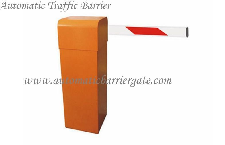 Highway Automatic Traffic Barrier Gate 1.8s For Car Parking Lot সরবরাহকারী