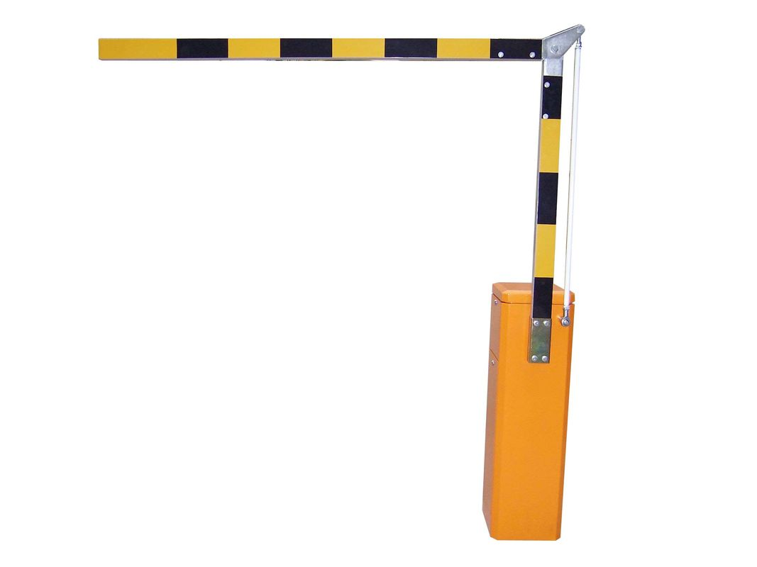 3S/6S Customizable Powder Coating Competitive Automatic Barrier Gate for School, Hospital, Living Area, Government সরবরাহকারী