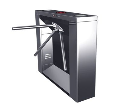 Digital Multi-function Magnetic Card Stainless Bridge Tripod Turnstile Gate for Subway সরবরাহকারী